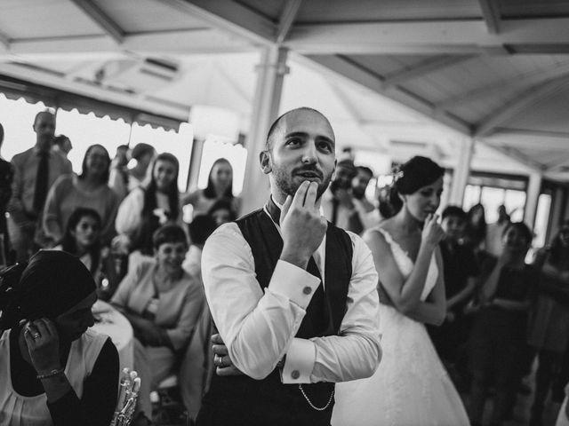 Il matrimonio di Valentina e Francesco a Fiastra, Macerata 117