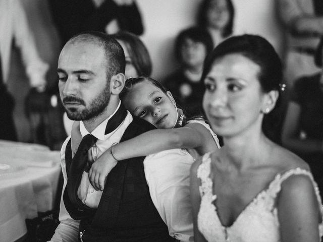 Il matrimonio di Valentina e Francesco a Fiastra, Macerata 119