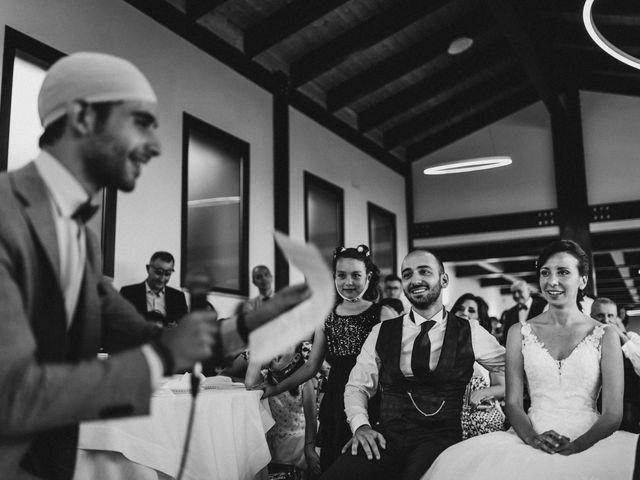 Il matrimonio di Valentina e Francesco a Fiastra, Macerata 120