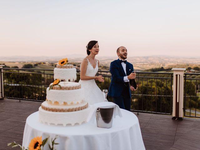Il matrimonio di Valentina e Francesco a Fiastra, Macerata 127