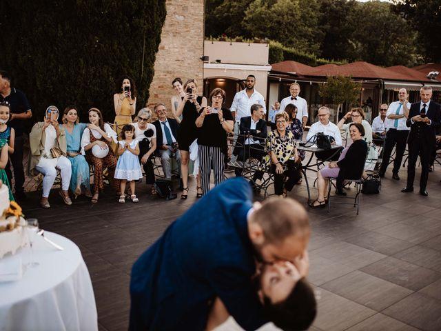 Il matrimonio di Valentina e Francesco a Fiastra, Macerata 130