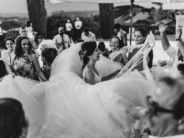 Il matrimonio di Valentina e Francesco a Fiastra, Macerata 132