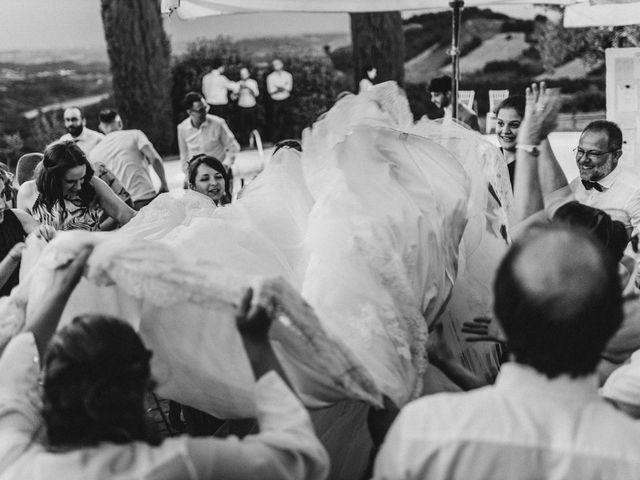 Il matrimonio di Valentina e Francesco a Fiastra, Macerata 133