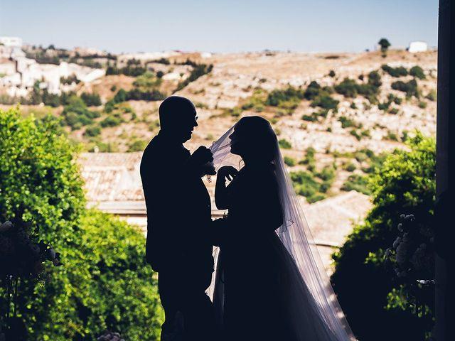 Il matrimonio di Cecila e Giovanni a Modica, Ragusa 9