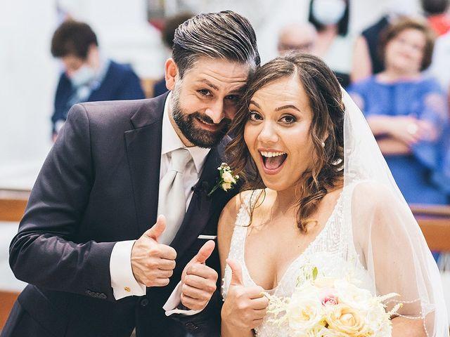 Il matrimonio di Cecila e Giovanni a Modica, Ragusa 11