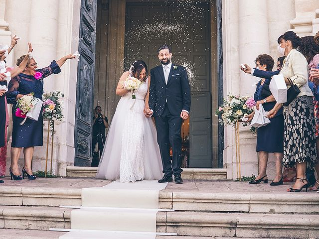 Il matrimonio di Cecila e Giovanni a Modica, Ragusa 12