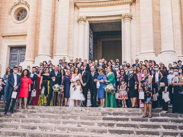Il matrimonio di Cecila e Giovanni a Modica, Ragusa 13