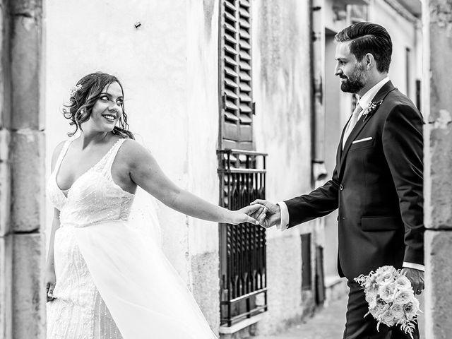 Il matrimonio di Cecila e Giovanni a Modica, Ragusa 14