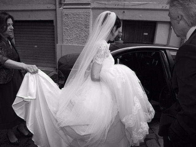 Il matrimonio di Alessandro e Vittoria a Roma, Roma 22