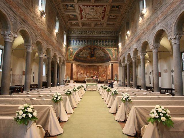 Il matrimonio di Alessandro e Vittoria a Roma, Roma 27