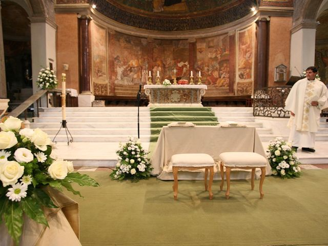 Il matrimonio di Alessandro e Vittoria a Roma, Roma 28