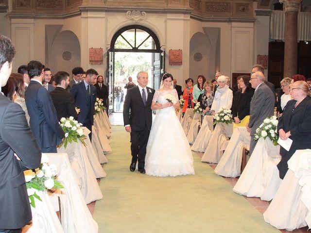 Il matrimonio di Alessandro e Vittoria a Roma, Roma 34