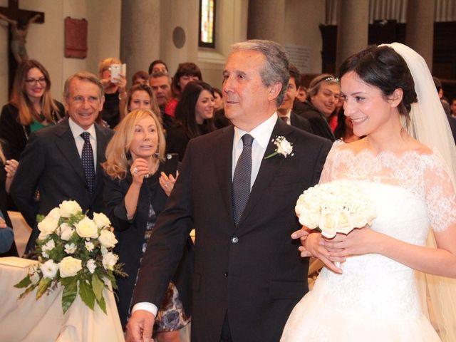 Il matrimonio di Alessandro e Vittoria a Roma, Roma 35