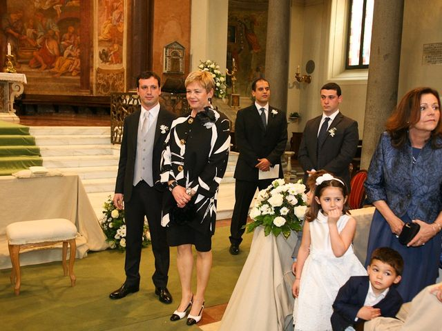 Il matrimonio di Alessandro e Vittoria a Roma, Roma 40