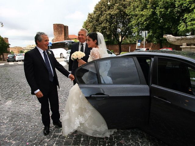 Il matrimonio di Alessandro e Vittoria a Roma, Roma 41