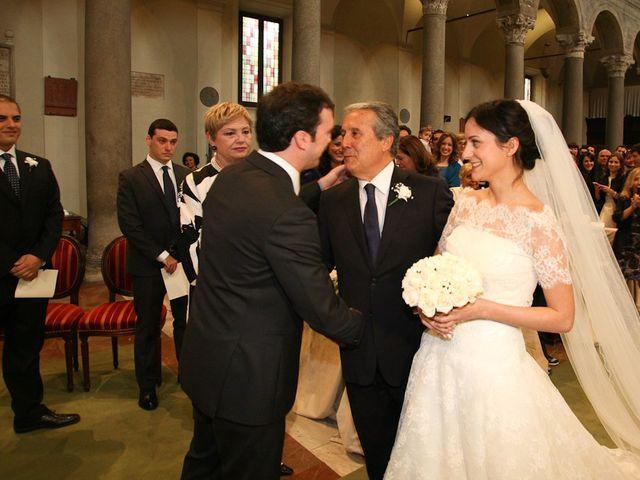 Il matrimonio di Alessandro e Vittoria a Roma, Roma 43