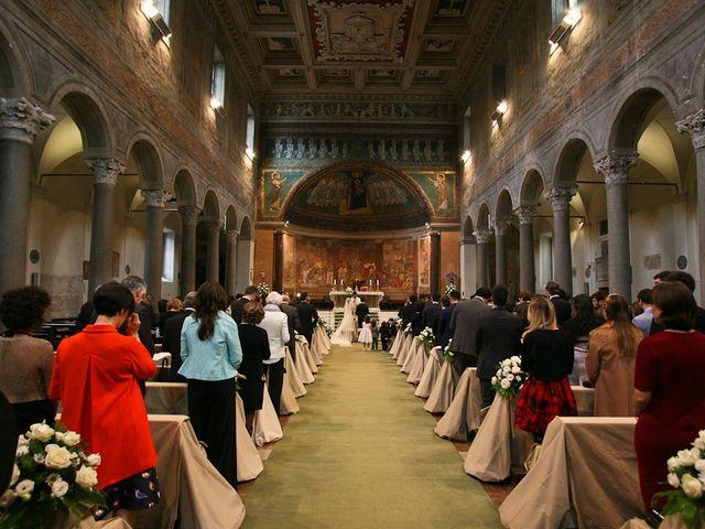 Il matrimonio di Alessandro e Vittoria a Roma, Roma 46