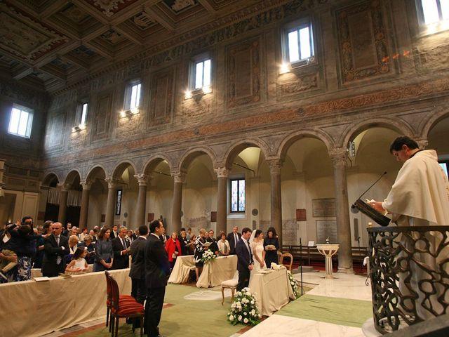 Il matrimonio di Alessandro e Vittoria a Roma, Roma 49