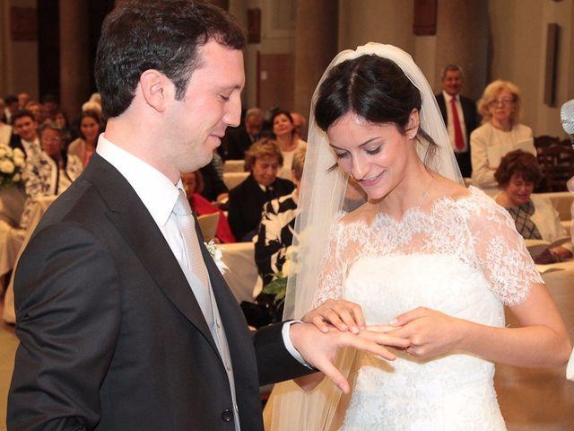 Il matrimonio di Alessandro e Vittoria a Roma, Roma 52