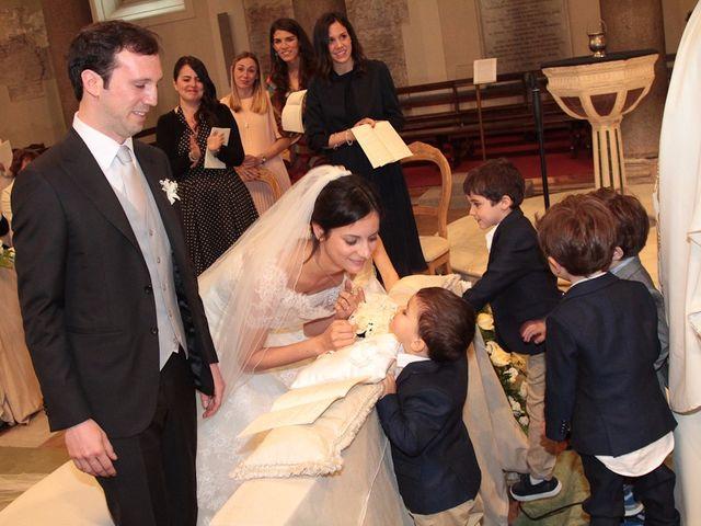 Il matrimonio di Alessandro e Vittoria a Roma, Roma 53