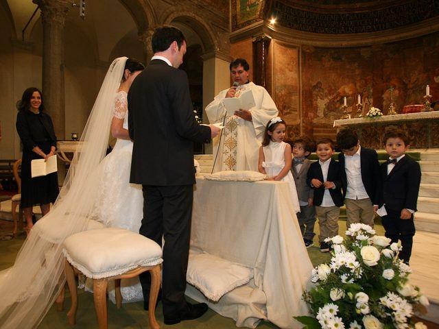 Il matrimonio di Alessandro e Vittoria a Roma, Roma 54