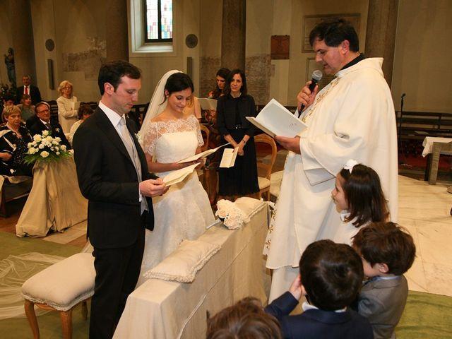 Il matrimonio di Alessandro e Vittoria a Roma, Roma 55