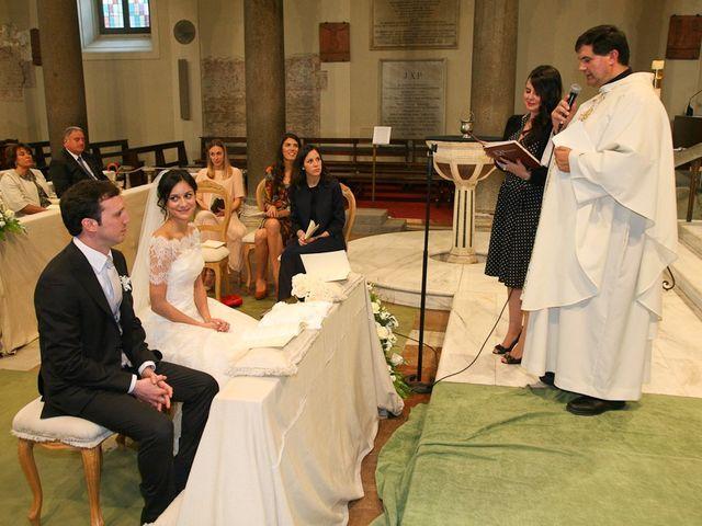 Il matrimonio di Alessandro e Vittoria a Roma, Roma 57