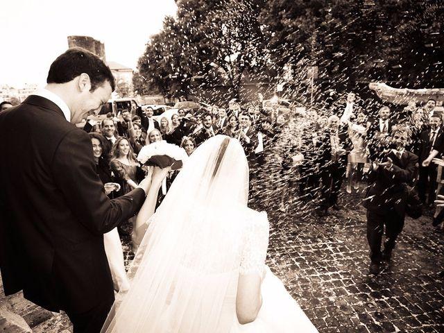Il matrimonio di Alessandro e Vittoria a Roma, Roma 63