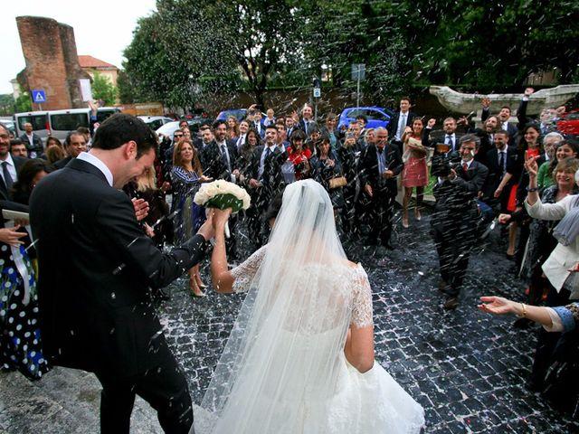 Il matrimonio di Alessandro e Vittoria a Roma, Roma 64