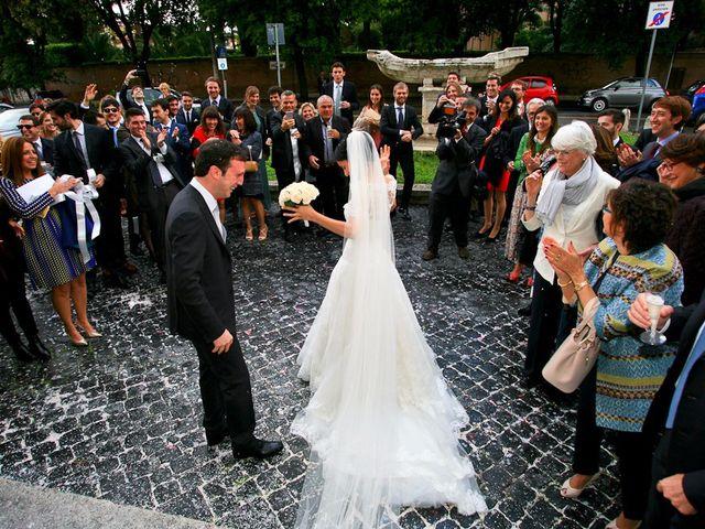 Il matrimonio di Alessandro e Vittoria a Roma, Roma 65