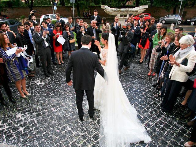 Il matrimonio di Alessandro e Vittoria a Roma, Roma 66