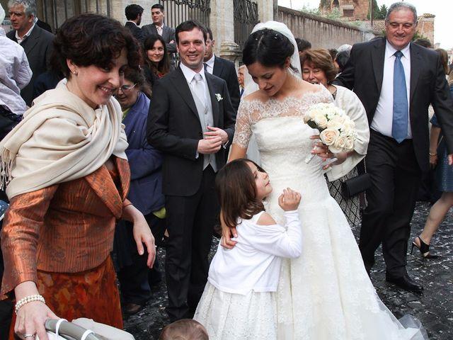 Il matrimonio di Alessandro e Vittoria a Roma, Roma 67