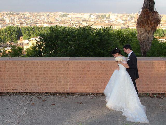 Il matrimonio di Alessandro e Vittoria a Roma, Roma 75
