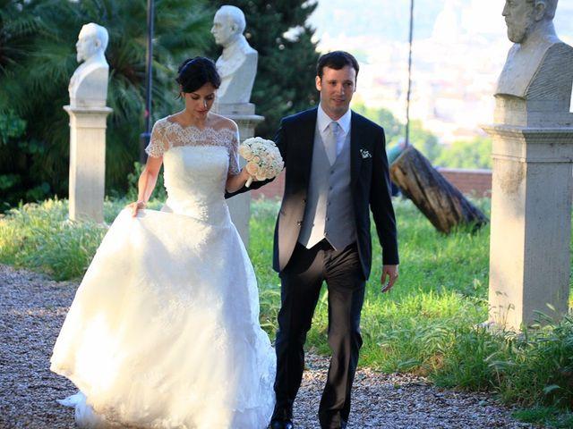 Il matrimonio di Alessandro e Vittoria a Roma, Roma 79