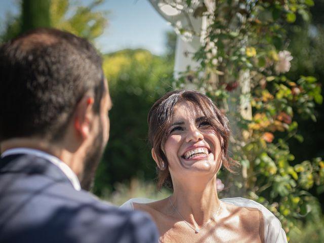 Il matrimonio di Liliana e Massimiliano a Vicopisano, Pisa 7