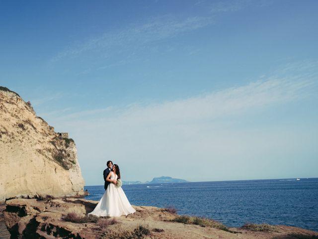 Il matrimonio di Gianmatteo e Chetura a Napoli, Napoli 7