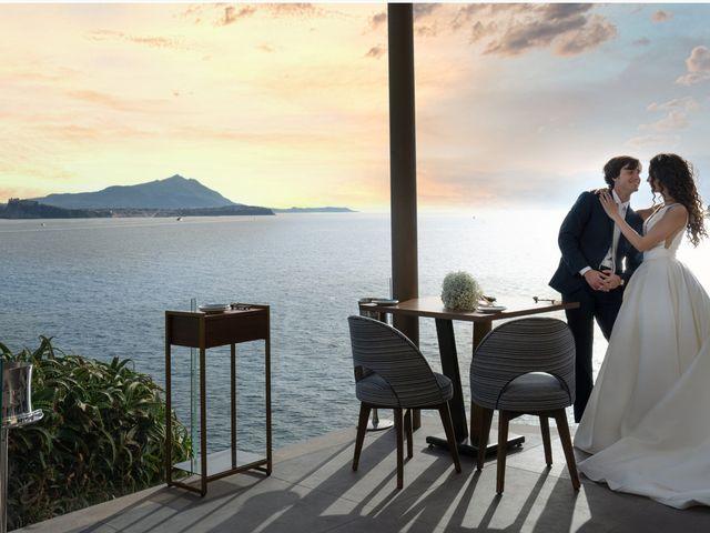 Il matrimonio di Gianmatteo e Chetura a Napoli, Napoli 12