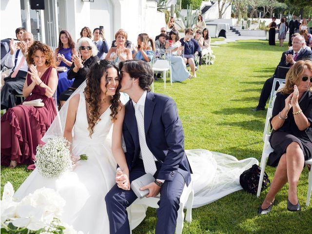 Il matrimonio di Gianmatteo e Chetura a Napoli, Napoli 45