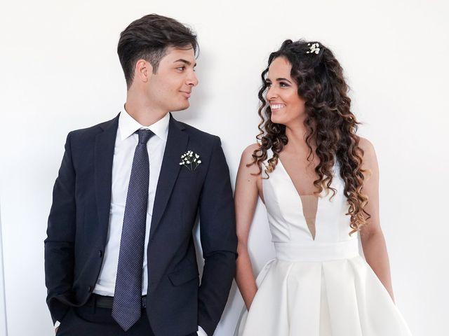 Il matrimonio di Gianmatteo e Chetura a Napoli, Napoli 46
