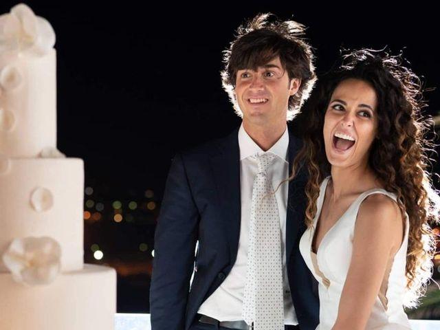 Il matrimonio di Gianmatteo e Chetura a Napoli, Napoli 83