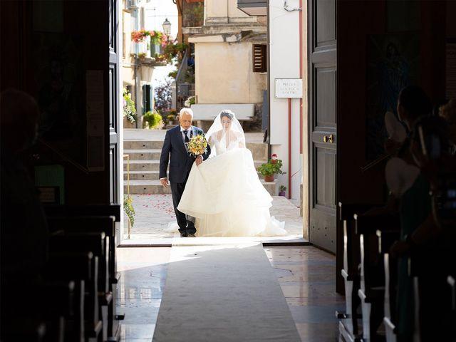 Il matrimonio di Maria Teresa e Saverio a Maierato, Vibo Valentia 11