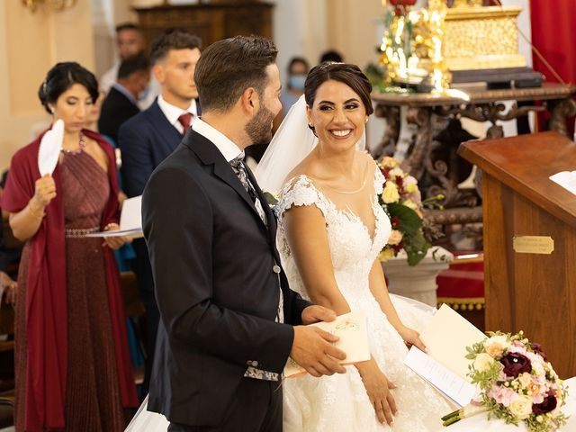Il matrimonio di Maria Teresa e Saverio a Maierato, Vibo Valentia 13
