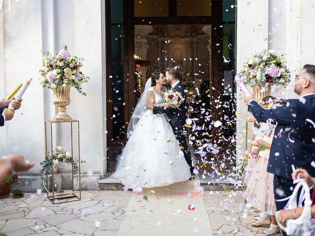 Il matrimonio di Maria Teresa e Saverio a Maierato, Vibo Valentia 16
