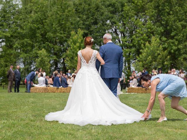 Il matrimonio di Pietro e Jessica a Vinzaglio, Novara 13