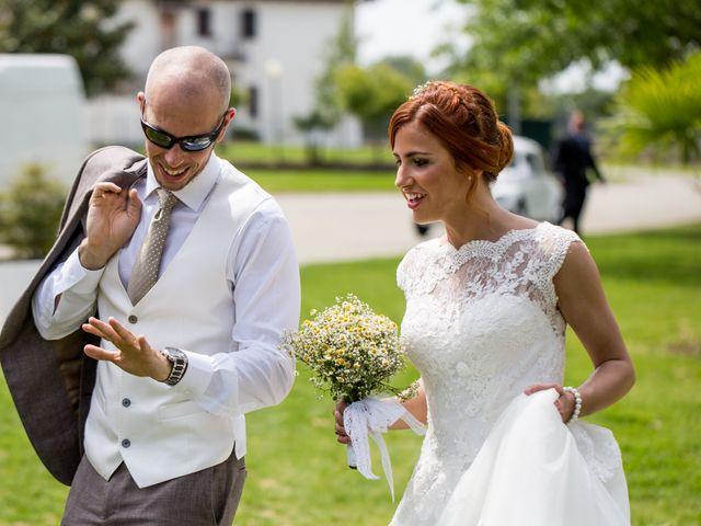 Il matrimonio di Pietro e Jessica a Vinzaglio, Novara 19