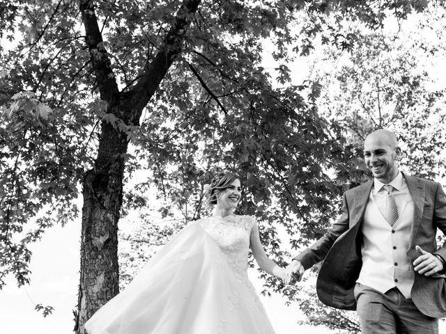 Il matrimonio di Pietro e Jessica a Vinzaglio, Novara 20