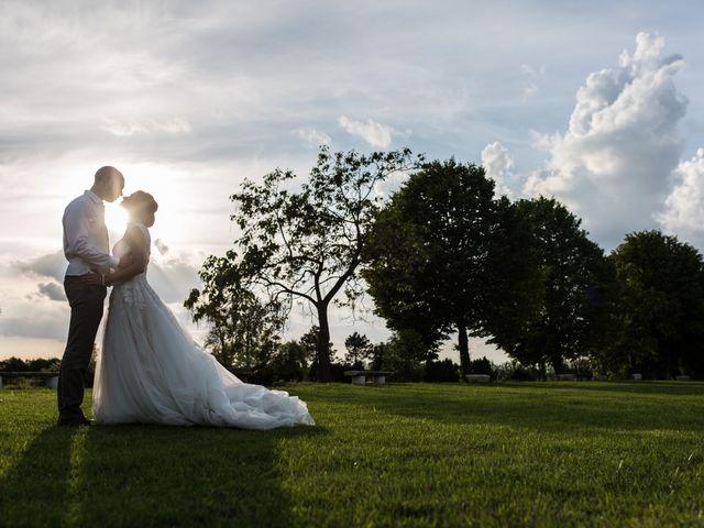Il matrimonio di Pietro e Jessica a Vinzaglio, Novara 25