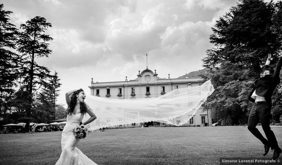 Il matrimonio di Mario e Jennie a Carvico, Bergamo