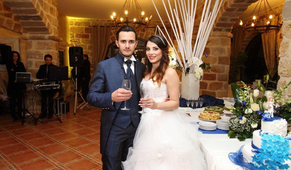 Il matrimonio di Valentina e Giuseppe a Palermo, Palermo