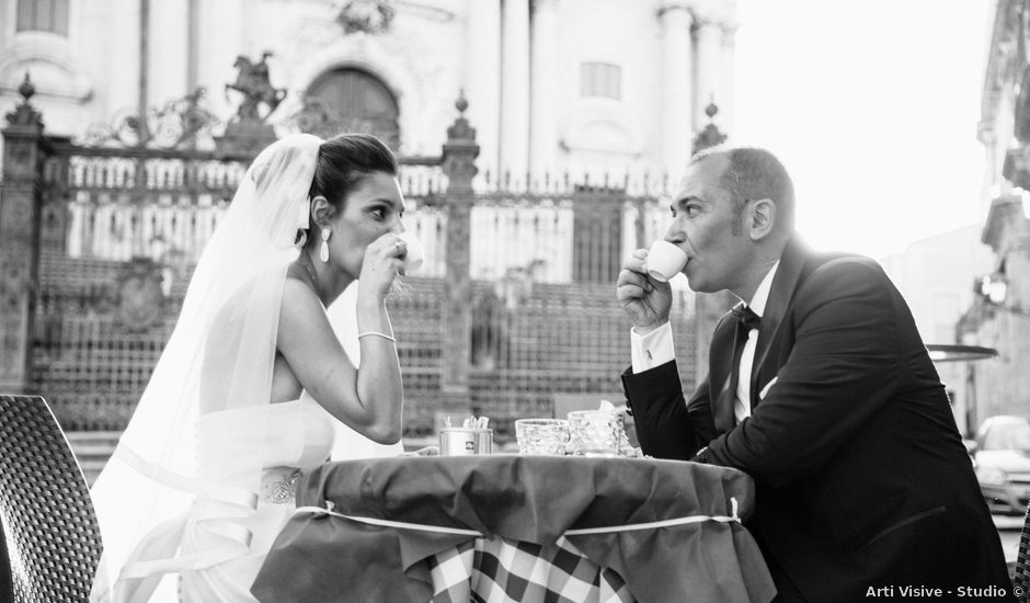 Il matrimonio di Giuseppe e Simona a Ragusa, Ragusa